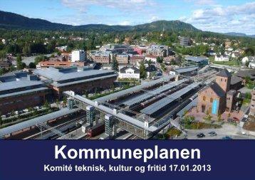 Presentasjon av kommuneplanarbeidet og ... - Asker kommune