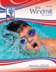 windmill july-aug 2013 - The Diamond Bar Community Foundation