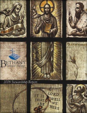 Following - Bethany Theological Seminary
