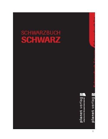 Schwarzbuch Schwarz - Die Grünen
