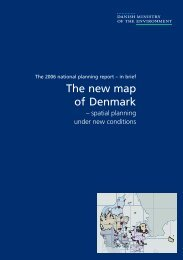The 2006 national planning report – in brief