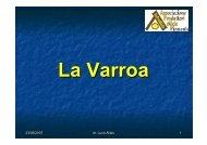 La varroa [file pdf] - Sardegna Agricoltura