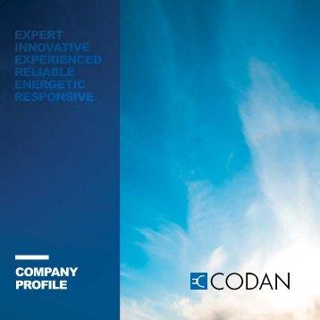 Codan Company Profile