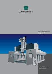 FZ37 - Portal Milling Machine - galika