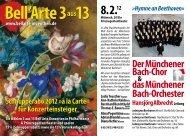 089/8 11 61 91 - Bell´Arte München