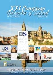 XXI CONGRESO DERECHO Y SALUD.pdf - Sociedad Española de ...