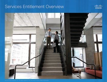 Services Entitlement Customer Overview Brochure