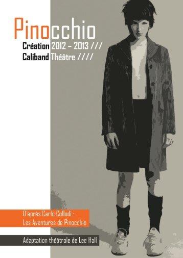Dossier PDF (2.2Mo) : Pinocchio - L'Eclat