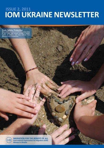 ISSUE 2, 2011 IOM UkraInE nEwSlEttEr