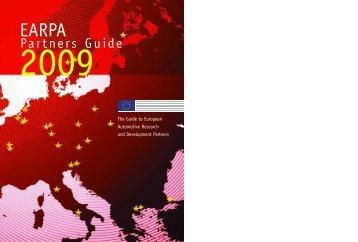 EARPA Partners Guide 2008