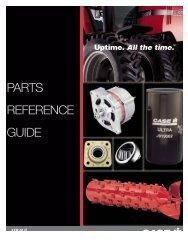 PARTS REFERENCE GUIDE - Service Motor Company