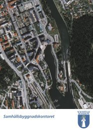 Samhällsbyggnadskontoret - Södertälje kommun