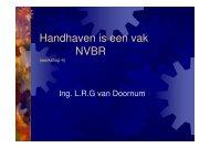 Workshop Handhaven is een vak.pdf - BrandweerKennisNet