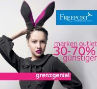 günstiger - Freeport International Outlet
