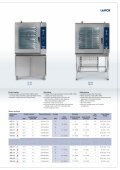 Combi and convection ovens - Page 7