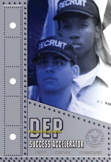 Delayed Entry Program (DEP) Success Accelerator - NavyGirl.org