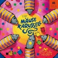 Mäusekarussell-40838 - Drei Magier Spiele