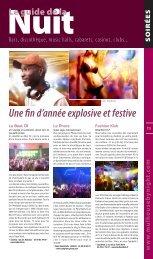 Une fin d'année explosive et festive - JDS.fr