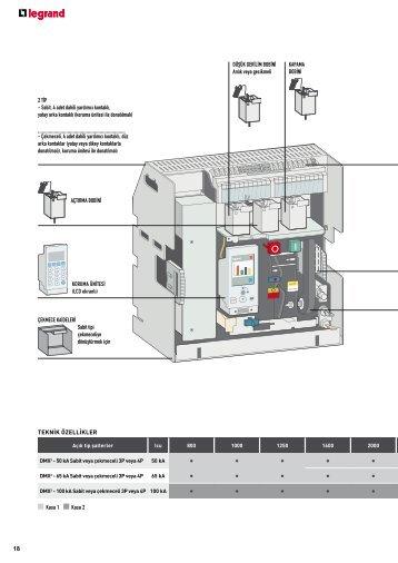 Legrand 2011-2012 Genel Katalog Sayfa 18 - 77 (4,61 MB, PDF)