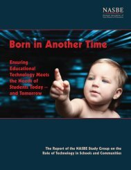 Born in Another Time - Ensuring Educational Technology ... - Blogs