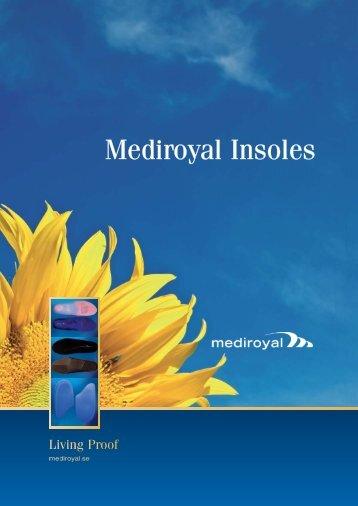 Mediroyal Insoles (PDF)