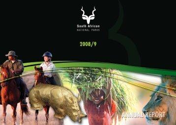 2008/2009 - SANParks