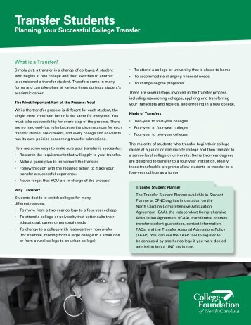 university of north carolina nursing application