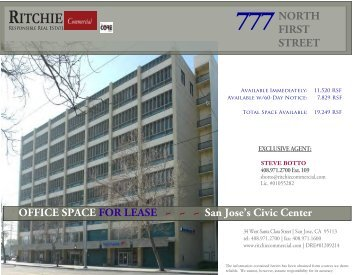 777 North First St 0.. - Ritchie Commercial