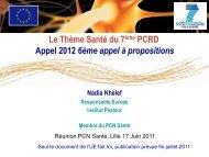 Diapositive 1 - Université Lille Nord de France