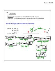 1 = 3 1 2 3 Flow Proofs flow proof