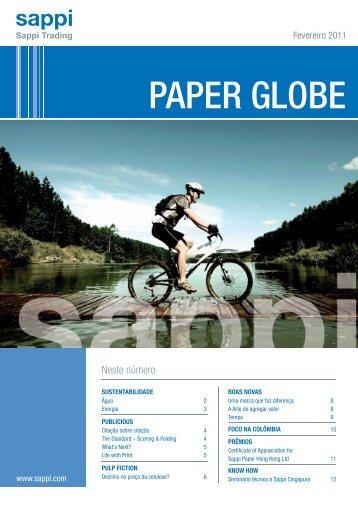 PAPER GLOBE - Sappi