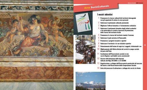 Bilancio Sociale 2007 - Provincia di Pordenone
