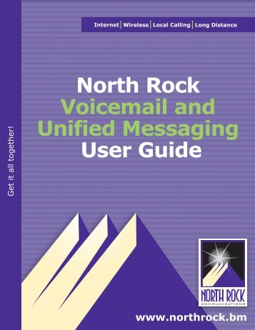 Download this guide! - North Rock Communications