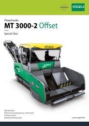 MT 3000-2 Offset - Joseph Vögele AG
