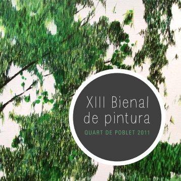 XIII Bienal de pintura - Quart de Poblet