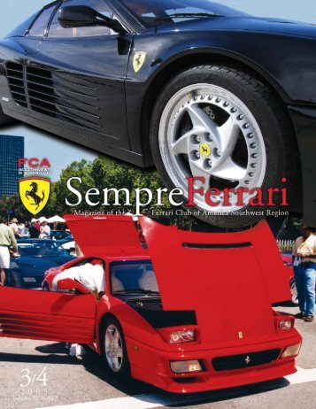 Sempre Mar-Apr 05b.qxd - Ferrari Club of America - Southwest Region