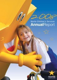 Novita Annual Report 2008 (PDF - Large file - 3.9MB)
