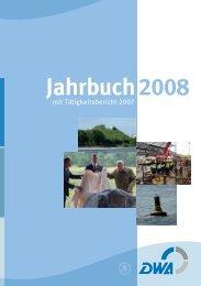 mit Tätigkeitsbericht 2007 - European Water Association