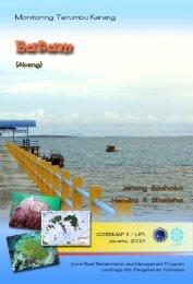 monitoring kesehatan terumbu karang kota batam (pulau ... - coremap