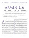 arminius: the liberator of europe - The Barnes Review - Page 2