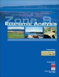 Economic Analysis of Zone 9 2009 - Long Range Regional ...