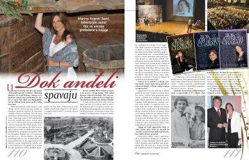 Marina Rajevic Savic, Dok andjeli spavaju.pdf - Magazin