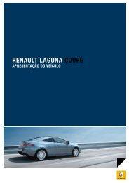 Renault laguna Coupé - Stand Sintra