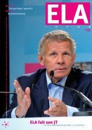 ELA Infos n°70 – juin 2010