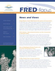 News and Views - Fred.org