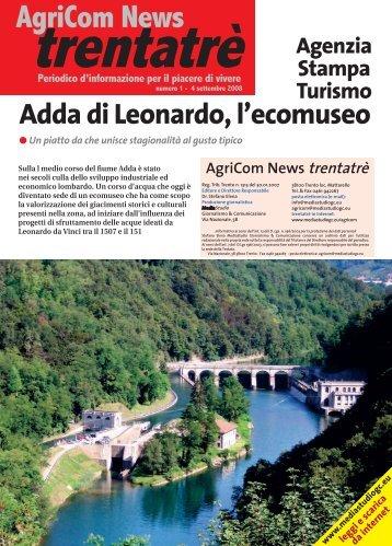 Adda - MEDIASTUDIO Giornalismo & Comunicazione