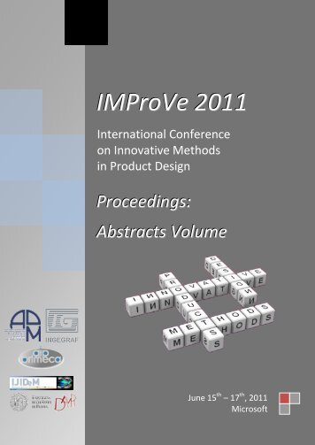 IMProVe 2011 - Proceedings