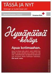 TN 2_2013_netti.pdf - RedNet - Punainen Risti