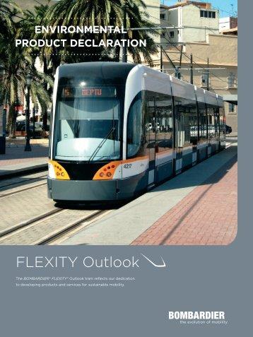 EPD FLEXITY Outlook - Csr Bombardier
