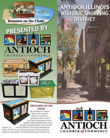 Shopping Brochure - Antioch Chamber of Commerce